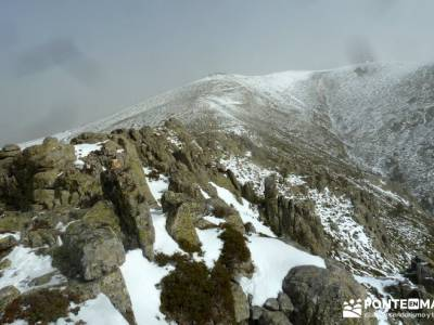Siete Picos - Valle la Fuenfría; viajes culturales; excursiones desde madrid